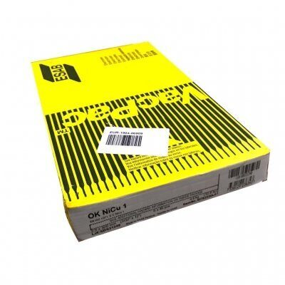 Электроды для чугуна ESAB OK NiCu 1 (OK 92.78) 3.2x350mm 1/4 VP 6х0,7 кг