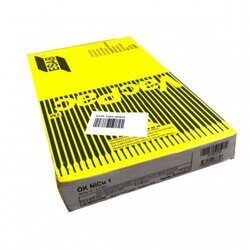 Электроды для чугуна ESAB OK NiCu 1 (OK 92.78) 4.0x350mm 1/4 VP 6х2,2 кг