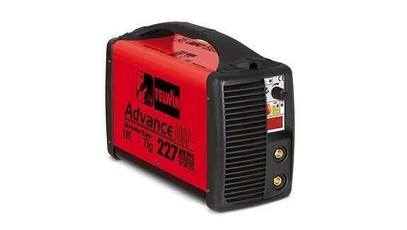 Сварочный инвертор Telwin ADVANCE 227 MVPFC TIG DC-LIFT VRD