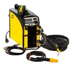 ESAB Caddy Tig 2200i AC/DC TA34 with MMA kit and TXH201