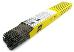 Электроды  ESAB   OK 61.30 1.6x300mm 1/4 VP(0,6 кг)(вак.уп.6х0,6) 61301620L0
